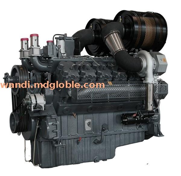 应急电源配套动力系列柴油机