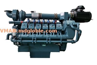 H系列柴油机