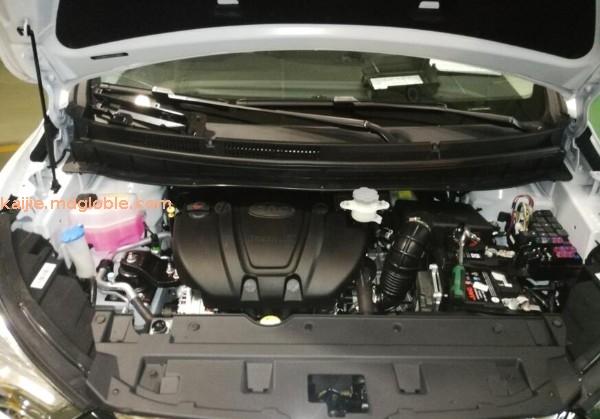 江淮S3发动机罩盖