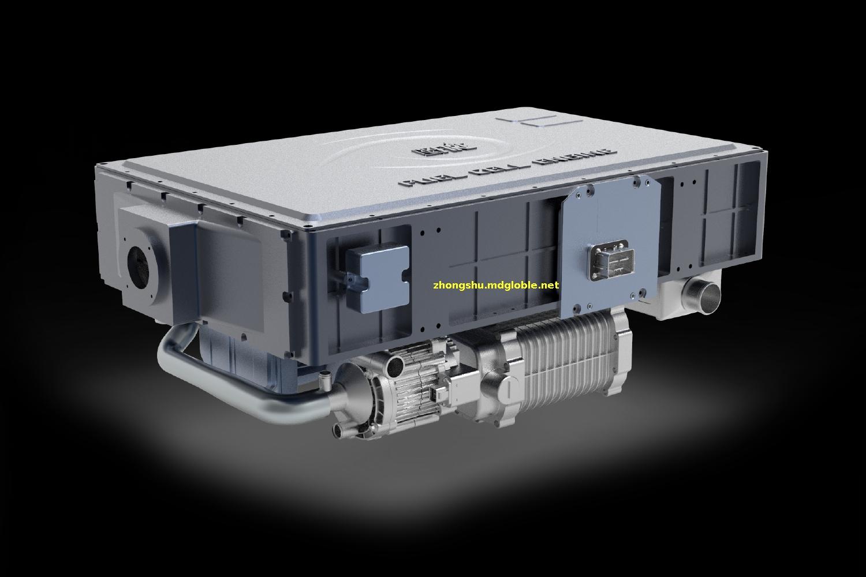 46kW燃料电池系统