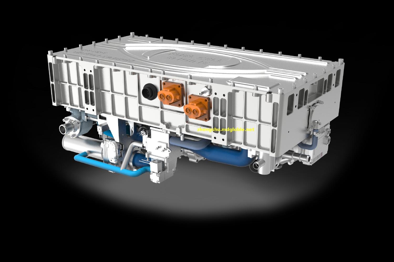 32kW燃料电池系统