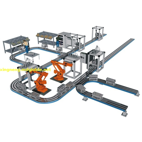 燃料电池智能制造生产线
