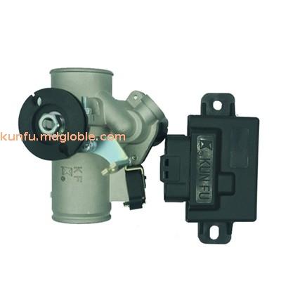 化油器 电喷(双缸300-400CC)
