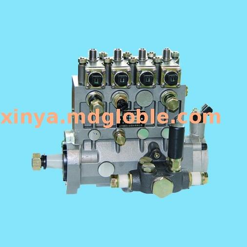 电控组合泵