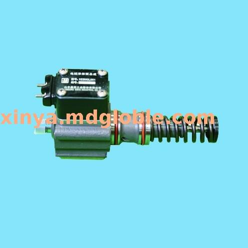电控单缸泵