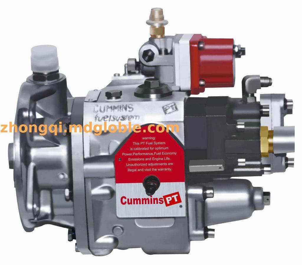 发电机组柴油机用PT燃油泵