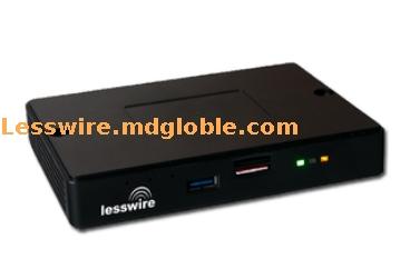 车载LTE-WLAN路由器和多媒体服务器