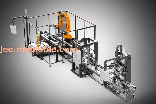 发动机装测系统