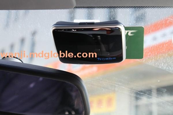 专用短程通信系列 车载设备 W-115B双片式车载电子标签